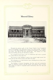 Page 16, 1922 Edition, Elmhurst College - Elms Yearbook (Elmhurst, IL) online yearbook collection