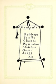 Page 7, 1922 Edition, Elmhurst College - Elms Yearbook (Elmhurst, IL) online yearbook collection