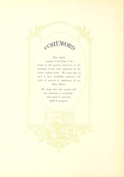 Page 10, 1926 Edition, Elmhurst College - Elms Yearbook (Elmhurst, IL) online yearbook collection
