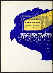 Page 8, 1936 Edition, Elmhurst College - Elms Yearbook (Elmhurst, IL) online yearbook collection