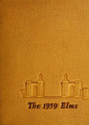 Page 1, 1959 Edition, Elmhurst College - Elms Yearbook (Elmhurst, IL) online yearbook collection