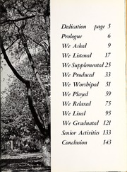 Page 11, 1959 Edition, Elmhurst College - Elms Yearbook (Elmhurst, IL) online yearbook collection