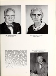 Page 15, 1959 Edition, Elmhurst College - Elms Yearbook (Elmhurst, IL) online yearbook collection