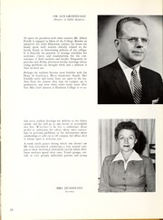 Page 16, 1959 Edition, Elmhurst College - Elms Yearbook (Elmhurst, IL) online yearbook collection