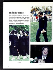 Page 10, 1984 Edition, Elmhurst College - Elms Yearbook (Elmhurst, IL) online yearbook collection