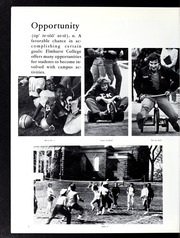 Page 12, 1984 Edition, Elmhurst College - Elms Yearbook (Elmhurst, IL) online yearbook collection