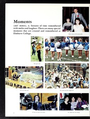 Page 14, 1984 Edition, Elmhurst College - Elms Yearbook (Elmhurst, IL) online yearbook collection