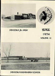 Page 5, 1974 Edition, Minooka Grade School - Tepee Yearbook (Minooka, IL) online yearbook collection