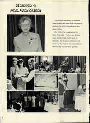 Page 6, 1974 Edition, Minooka Grade School - Tepee Yearbook (Minooka, IL) online yearbook collection