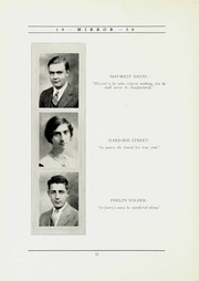 Page 16, 1930 Edition, North Shore Country Day School - Mirror Yearbook (Winnetka, IL) online yearbook collection