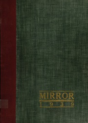 1939 Edition, North Shore Country Day School - Mirror Yearbook (Winnetka, IL)