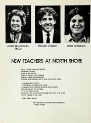 Page 10, 1983 Edition, North Shore Country Day School - Mirror Yearbook (Winnetka, IL) online yearbook collection