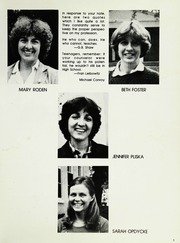 Page 9, 1983 Edition, North Shore Country Day School - Mirror Yearbook (Winnetka, IL) online yearbook collection