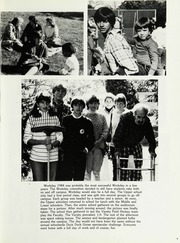 Page 13, 1985 Edition, North Shore Country Day School - Mirror Yearbook (Winnetka, IL) online yearbook collection