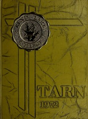 1972 Edition, Rend Lake College - Tarn Yearbook (Ina, IL)
