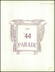 Page 7, 1944 Edition, Onarga Military School - Parade Yearbook (Onarga, IL) online yearbook collection