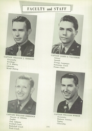 Page 12, 1956 Edition, Onarga Military School - Parade Yearbook (Onarga, IL) online yearbook collection