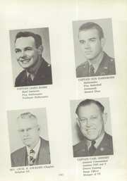 Page 13, 1956 Edition, Onarga Military School - Parade Yearbook (Onarga, IL) online yearbook collection