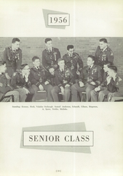 Page 17, 1956 Edition, Onarga Military School - Parade Yearbook (Onarga, IL) online yearbook collection