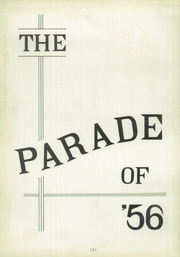 Page 6, 1956 Edition, Onarga Military School - Parade Yearbook (Onarga, IL) online yearbook collection