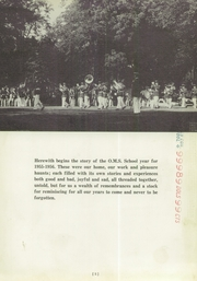 Page 7, 1956 Edition, Onarga Military School - Parade Yearbook (Onarga, IL) online yearbook collection