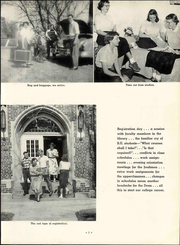 Page 11, 1953 Edition, Blackburn College - Beaver Tales Yearbook (Carlinville, IL) online yearbook collection