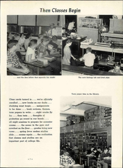 Page 13, 1953 Edition, Blackburn College - Beaver Tales Yearbook (Carlinville, IL) online yearbook collection