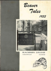 Page 7, 1953 Edition, Blackburn College - Beaver Tales Yearbook (Carlinville, IL) online yearbook collection