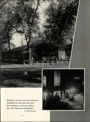 Page 9, 1953 Edition, Blackburn College - Beaver Tales Yearbook (Carlinville, IL) online yearbook collection