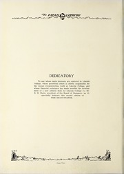 Page 8, 1928 Edition, Lincoln College - Lynxite Yearbook (Lincoln, IL) online yearbook collection