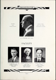 Page 13, 1929 Edition, Lincoln College - Lynxite Yearbook (Lincoln, IL) online yearbook collection