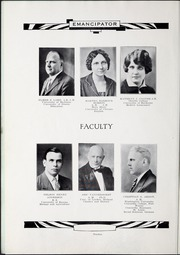 Page 14, 1929 Edition, Lincoln College - Lynxite Yearbook (Lincoln, IL) online yearbook collection