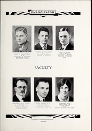 Page 15, 1929 Edition, Lincoln College - Lynxite Yearbook (Lincoln, IL) online yearbook collection