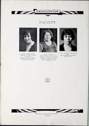 Page 16, 1929 Edition, Lincoln College - Lynxite Yearbook (Lincoln, IL) online yearbook collection