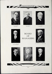 Page 6, 1929 Edition, Lincoln College - Lynxite Yearbook (Lincoln, IL) online yearbook collection