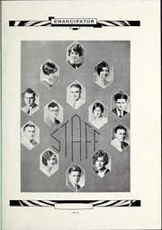 Page 9, 1929 Edition, Lincoln College - Lynxite Yearbook (Lincoln, IL) online yearbook collection