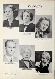 Page 10, 1951 Edition, Lincoln College - Lynxite Yearbook (Lincoln, IL) online yearbook collection