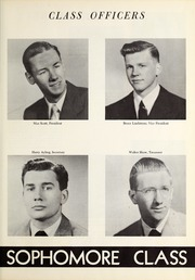 Page 11, 1951 Edition, Lincoln College - Lynxite Yearbook (Lincoln, IL) online yearbook collection