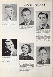 Page 12, 1951 Edition, Lincoln College - Lynxite Yearbook (Lincoln, IL) online yearbook collection