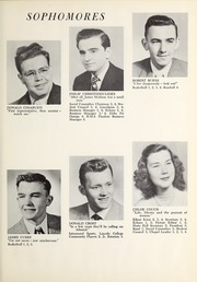 Page 13, 1951 Edition, Lincoln College - Lynxite Yearbook (Lincoln, IL) online yearbook collection