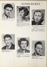 Page 14, 1951 Edition, Lincoln College - Lynxite Yearbook (Lincoln, IL) online yearbook collection