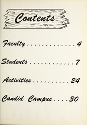 Page 5, 1951 Edition, Lincoln College - Lynxite Yearbook (Lincoln, IL) online yearbook collection