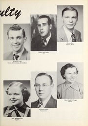 Page 9, 1951 Edition, Lincoln College - Lynxite Yearbook (Lincoln, IL) online yearbook collection