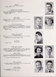 Page 11, 1952 Edition, Lincoln College - Lynxite Yearbook (Lincoln, IL) online yearbook collection