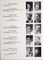 Page 15, 1952 Edition, Lincoln College - Lynxite Yearbook (Lincoln, IL) online yearbook collection