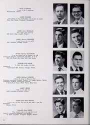 Page 16, 1952 Edition, Lincoln College - Lynxite Yearbook (Lincoln, IL) online yearbook collection