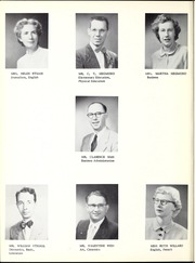 Page 10, 1956 Edition, Lincoln College - Lynxite Yearbook (Lincoln, IL) online yearbook collection