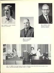 Page 7, 1956 Edition, Lincoln College - Lynxite Yearbook (Lincoln, IL) online yearbook collection
