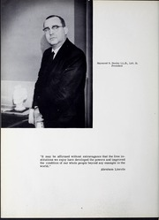Page 10, 1960 Edition, Lincoln College - Lynxite Yearbook (Lincoln, IL) online yearbook collection