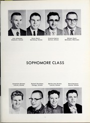 Page 15, 1960 Edition, Lincoln College - Lynxite Yearbook (Lincoln, IL) online yearbook collection